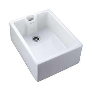 Belfast Sinks: Perfect Ceramic Companions for Hardwood Worktops
