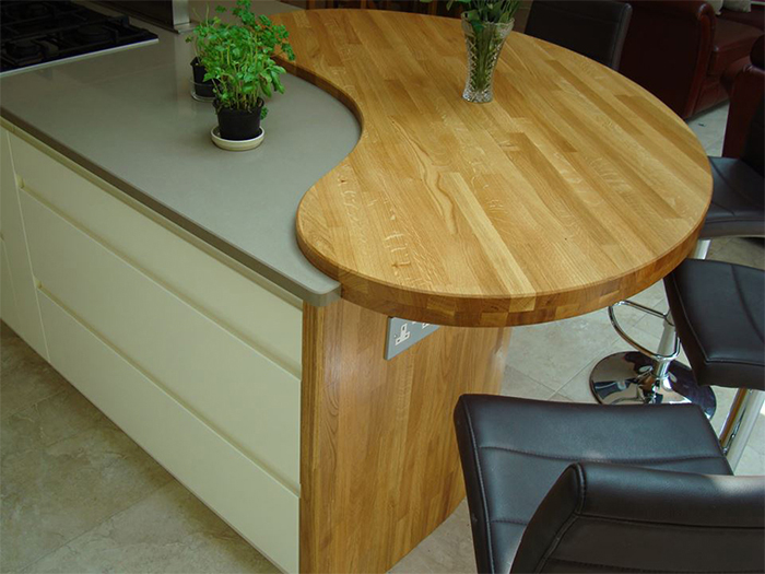 Best Solid Wood Worktops For Modern Kitchens Worktop