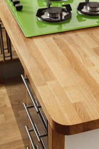 Finding a worktop to suit your kitchen design