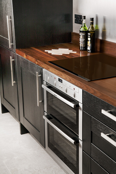 On Trend Kitchen Features To Complement Solid Wood
