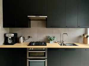 Joanna Walker – Joanna used our Bamboo worktop in her stunning kitchen