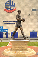 Nat Lofthouse Statue