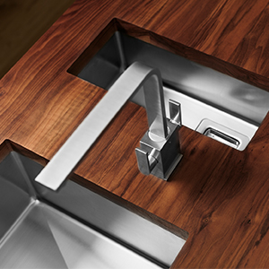 Buy Sinks to go with Solid Wood Kitchen Worksurfaces: New Range Now Available