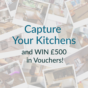 Enter Our 'Capture Your Kitchen' Competition and Win £500 Worth of Vouchers solid wooden worksurfaces.