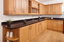 Wenge Kitchen Worktops - Chesterfield Worktop Showroom
