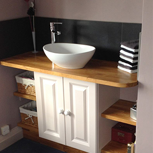 Choosing Kitchen Worktops for Bathrooms