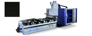 Our CNC machine is even capable of cutting laminate worktops to size