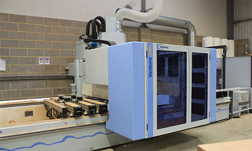 What is a CNC Machine and How Can it Help Your Wood Worktops?