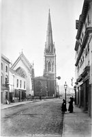 St. Nicholas Church in Colchester High Street Circa 1880 wooden worktops