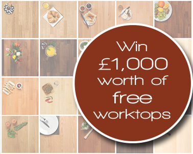 Win £1,000 worth of Worktop Express® goods and services!