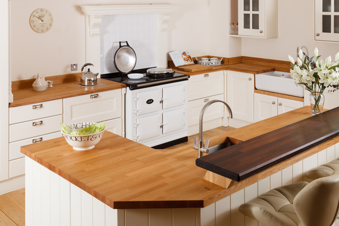 From Real Wood Work Surfaces To Charming Accessories Find