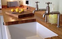 customer kitchen wooden worktop gallery page 3 worktop. Black Bedroom Furniture Sets. Home Design Ideas