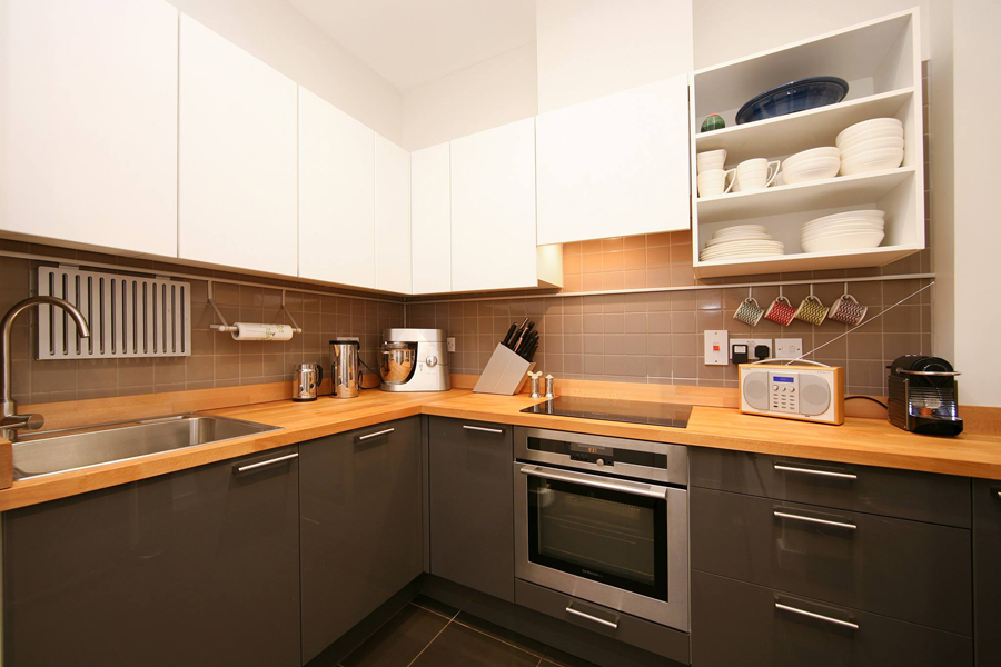Customer kitchen wooden worktop gallery express