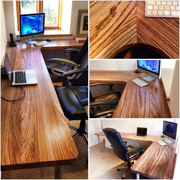 Customer Kitchen Wooden Worktop Gallery Page 2