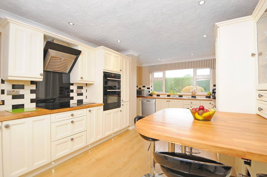 White Kitchen Worktops white kitchen with wooden worktops this pin and more on
