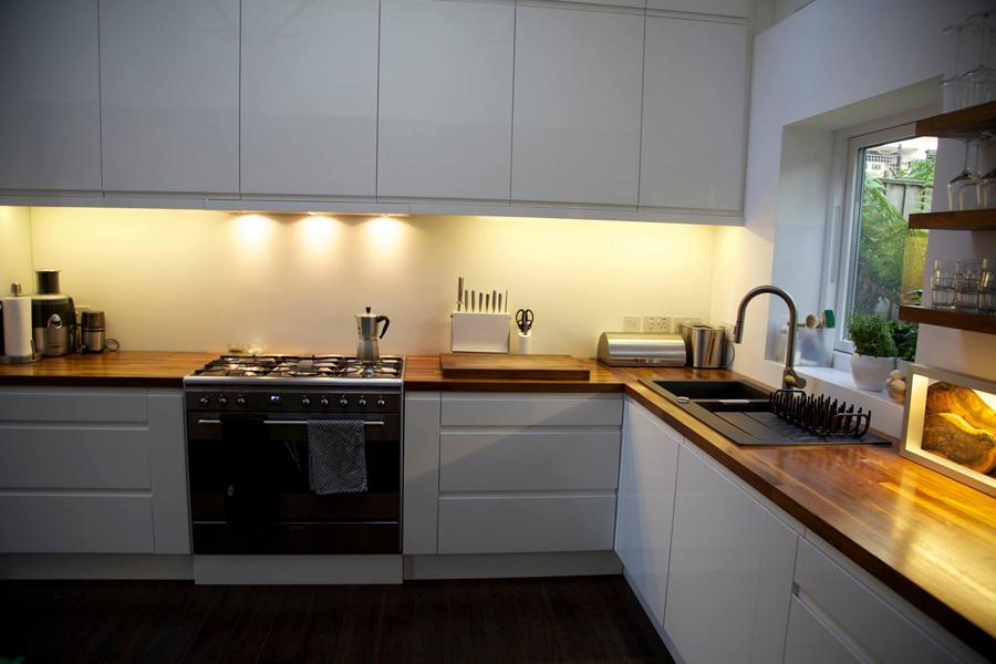 Composite Kitchen Worktops Edinburgh