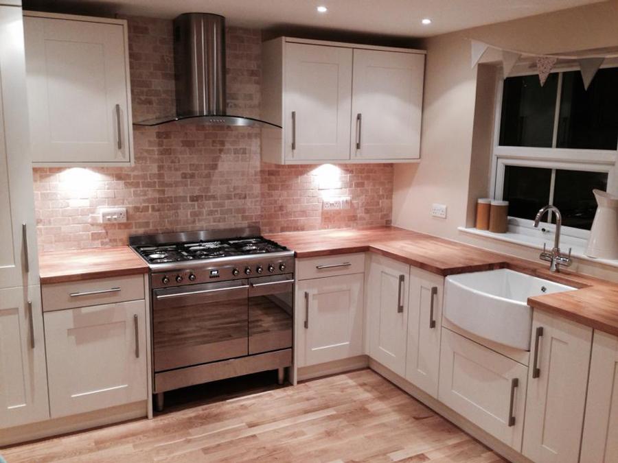 White Kitchen Units Wood Worktop kitchens with wooden worktops white kitchen worktop. kitchen