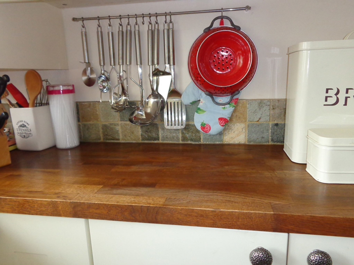 Retro Styled Kitchen Accessories Look Superb Against Our Solid Oak  Worktops. Barwell. Retro Styled Kitchen Accessories Look Superb Against Our  Solid Oak ...