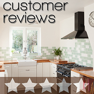 Visit Our Customer Kitchens Page to Read Feedback on Wood Kitchen Countertops