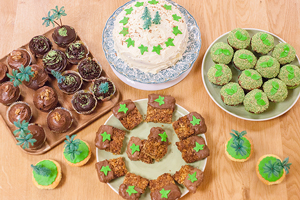 Our staff baked a variety of delicious goodies to raise funds for Macmillan Cancer Support.