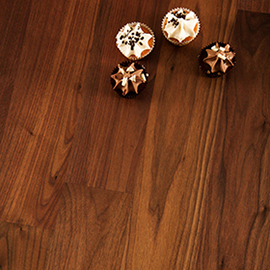 All about Deluxe Black American Walnut: Aesthetics