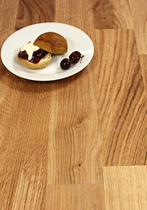 All About Deluxe Oak Worktops: TYPE OF WOOD AND GRAIN STRUCTURE