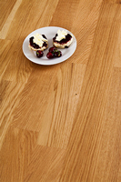 Deluxe oak solid wood worktops are a popular choice in Blackpool.