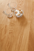 Deluxe prime oak solid wood worktops are a popular choice in North West London.