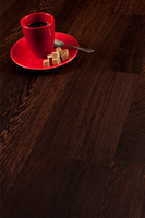 Deluxe wenge solid wood worktops are a popular choice in Stevenage.
