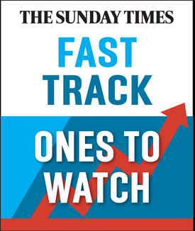 "Direct Online Services was recently picked as a Fast Track ""One to Watch"""