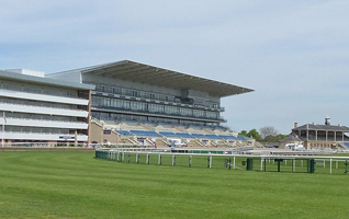 Doncaster racecourse solid wood worktops.