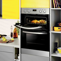 Ovens come in all shapes and sizes, and are available with a variety of additional useful functions.
