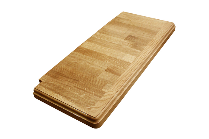 edge profiles for wooden worktops a nutshell guide. Black Bedroom Furniture Sets. Home Design Ideas