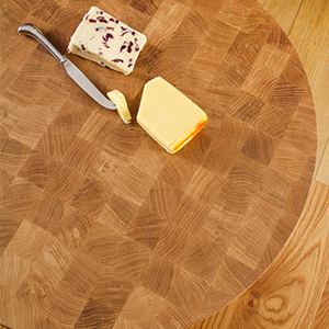 End Grain Butchers Blocks: An Ideal Companion for Wood Worktops