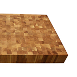 Oak End Grain Butcher Block