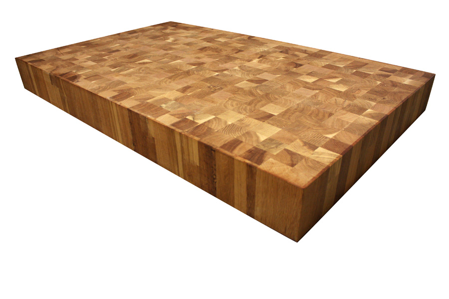 End Grain Butcher Block Wooden Worktops Gallery