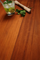 Full stave iroko worktops are a popular choice in Dartford.
