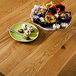 Full stave Oak Worktop