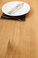 Full stave prime oak solid wood worktops are a popular choice in Guildford.