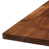 Deluxe Black American Walnut worktops