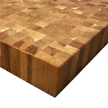 End Grain Worktops
