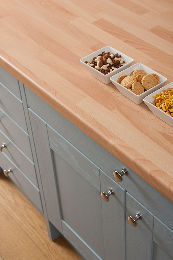 kitchen laminate worktops. Beech block laminate worktops are perfectly suited to a wide variety of  kitchen themes whether contemporary or classic Laminate Worktops Gallery Worktop Express