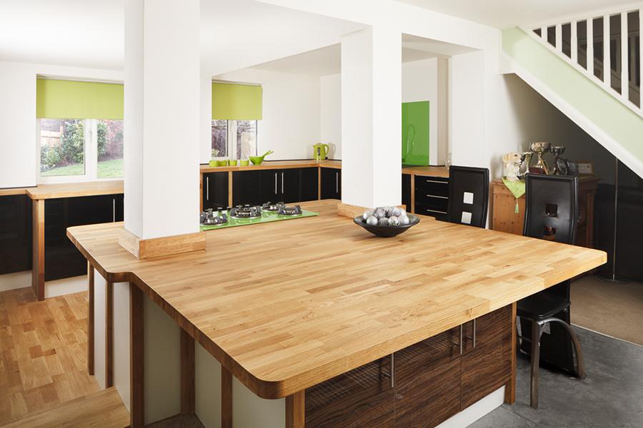 oak worktop gallery wooden worktop for kitchens ward log homes
