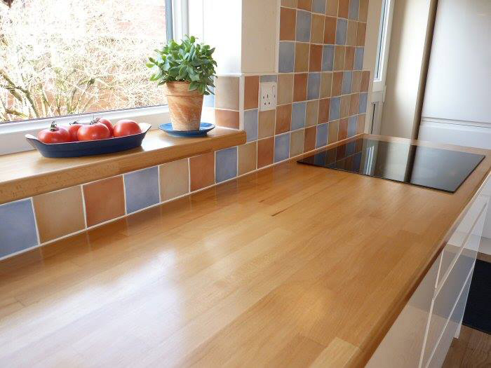 Beech worktop gallery