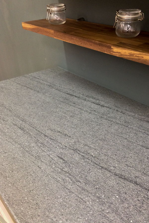 Stone Laminate Worktops Ipanema Grey Gallery Worktop Express