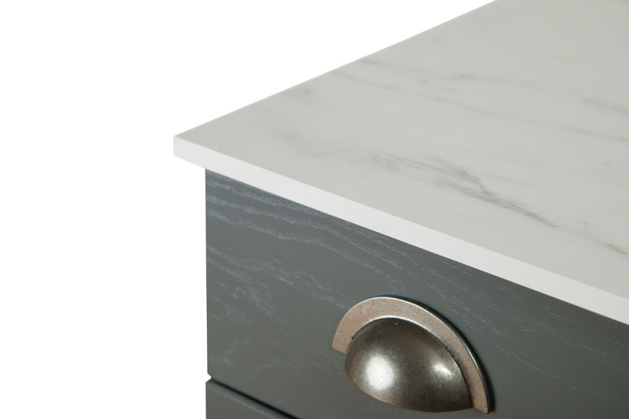 White Marble Solid Laminate Worktops Gallery Worktop Express