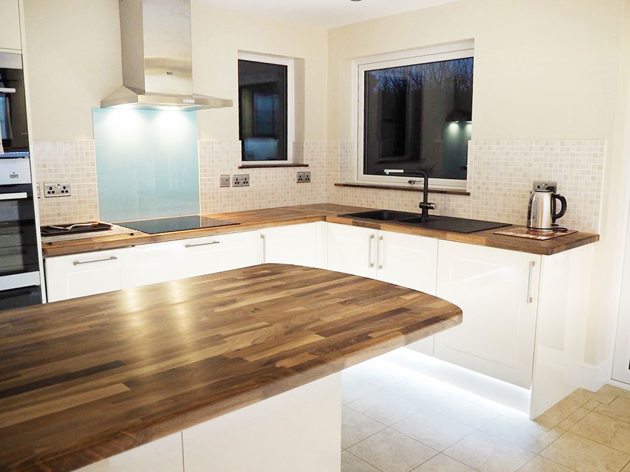 Walnut Worktop Gallery