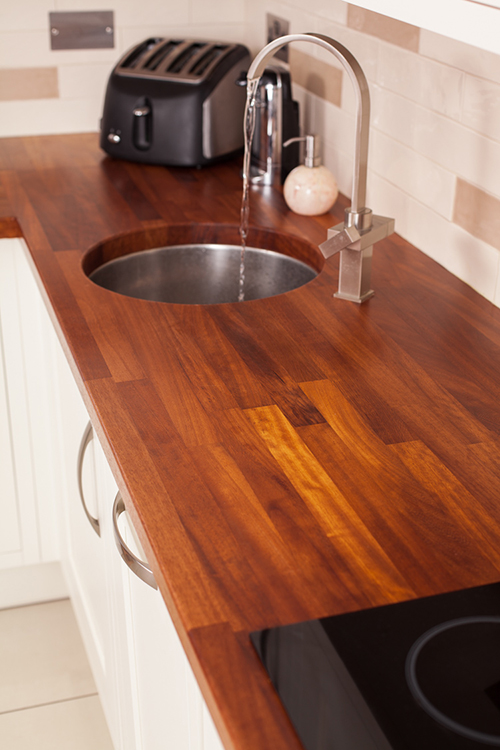 Iroko Worktop Gallery