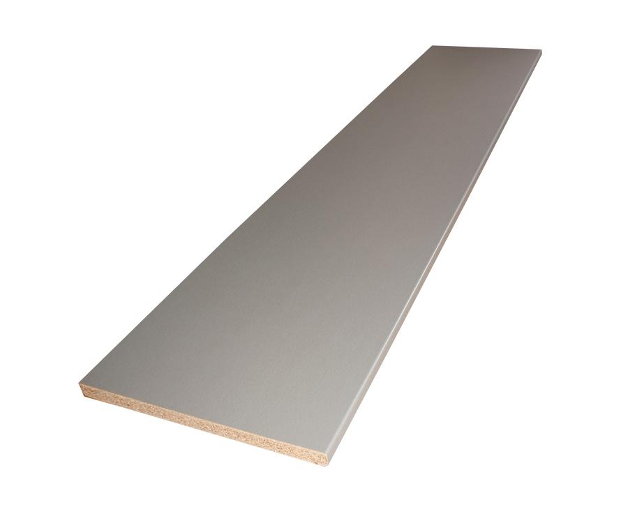 Brushed Stainless Steel Laminate Worktops Gallery