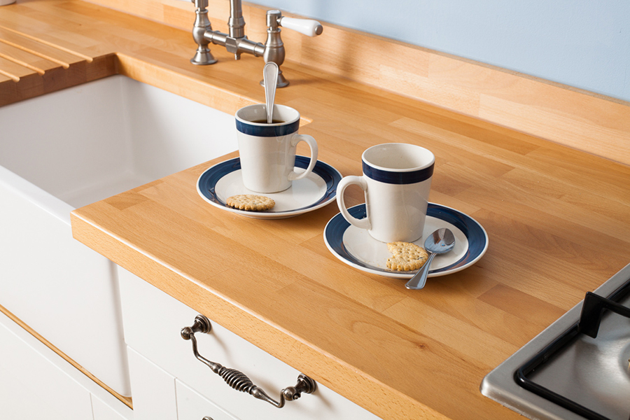 Prime Beech Worktop Gallery
